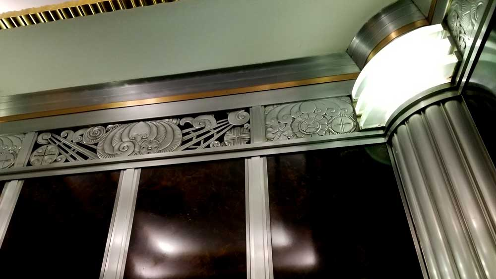 608 5th Avenue Elevator Design