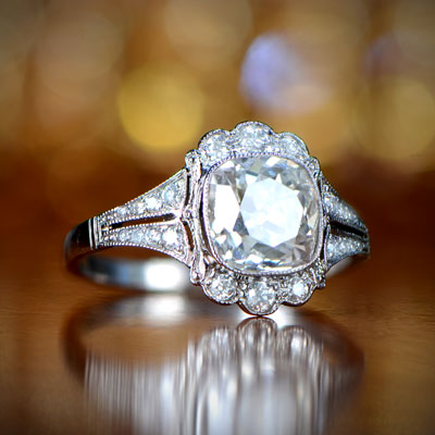 Estate Diamond Jewelry Curated Collection Of Fine Estate