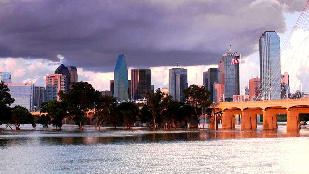 Trinity Overlook Park Dallas Proposal