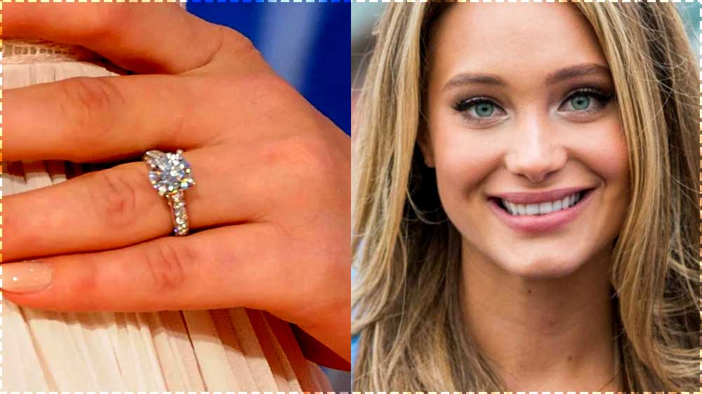 Updated Our Epic List Of Celebrity Engagement Rings Pictures
