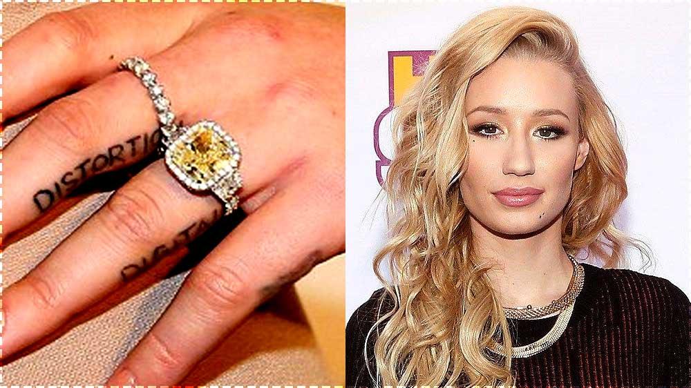 iggy azalea engagement ring